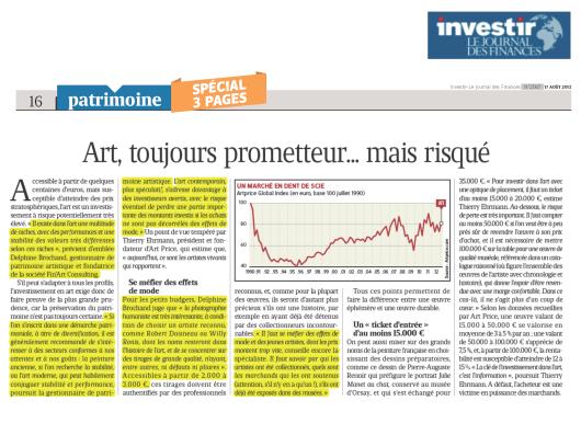 Article Investir FA 082013