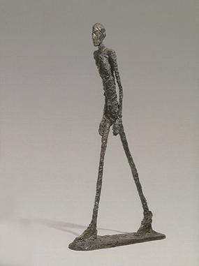 Giacometti Homme qui marche